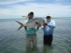 Casa and Playa Blanca Fishing Report May 26-June 2,2012