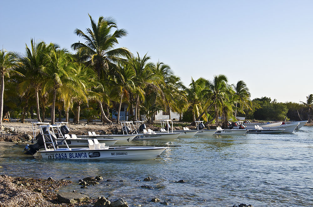 Casa Blanca Boats