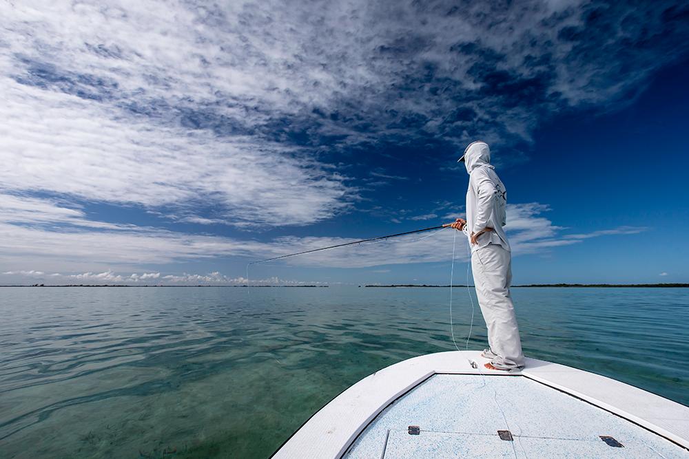 Casa Blanca Permit Fly Fishing
